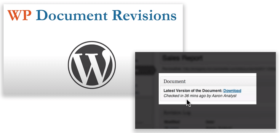 wp document revision